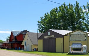 Musee_Saint_Claude_Batiments-300x190 -  - St. Claude, Manitoba: Its francophone heritage and its museums