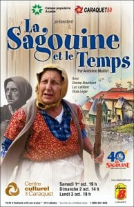 theatre_acadien_8-194x300 -  - The Pays de la Sagouine, the imaginary Acadian world of Antonine Maillet